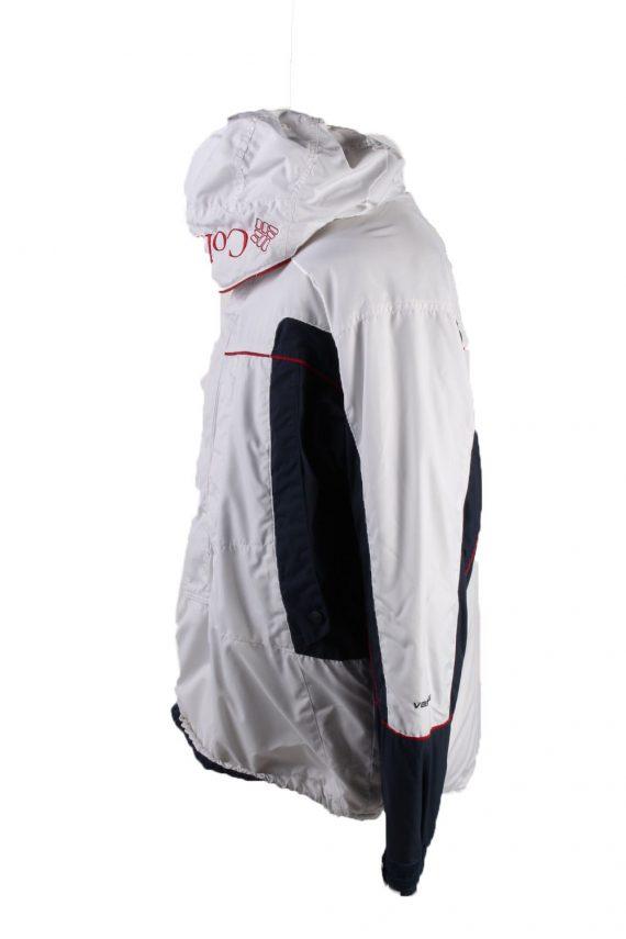 Vintage Columbia Winter Puffer Coat L Multi -C1577-117060