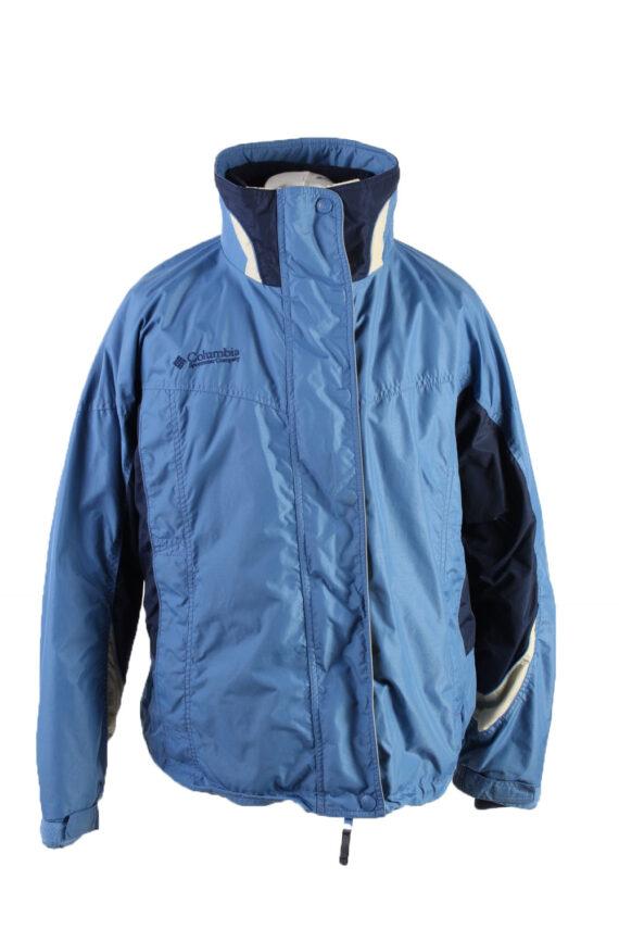Vintage Columbia Winter Jacket XL Blue -C1578-0