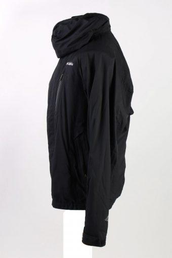Vintage Columbia Winter Jacket M Black -C1585-117092