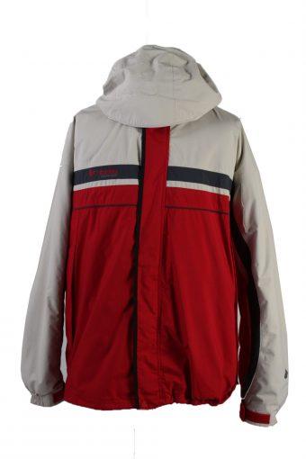 Vintage Columbia Winter Puffer Coat XXL Multi