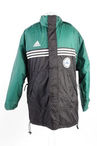 Vintage Adidas Winter Puffer Coat XL Multi