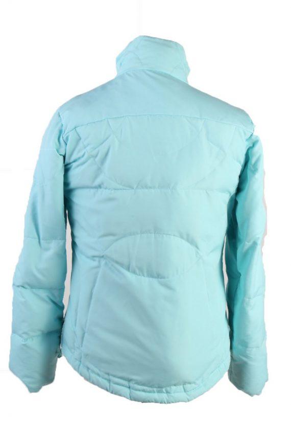Vintage Adidas Winter Puffer Coat 14 Turquoise -C1603-117515