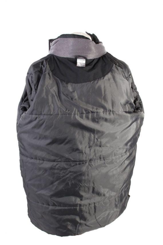 Vintage Nike Winter Puffer Coat M Black -C1608-117492