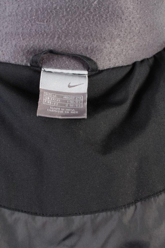 Vintage Nike Winter Puffer Coat M Black -C1608-117493