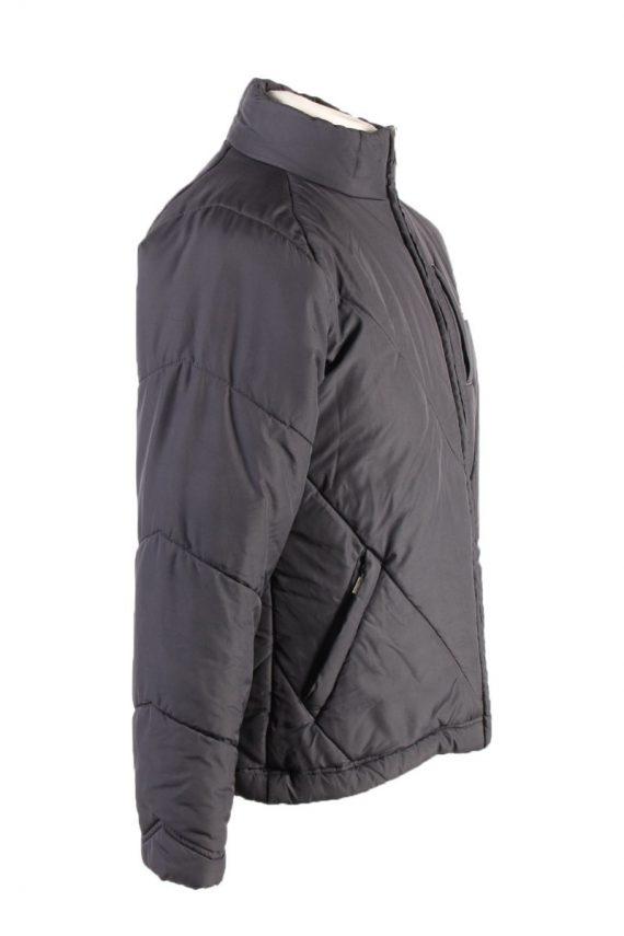 Vintage Adidas Winter Puffer Coat 14 Black -C1628-117585