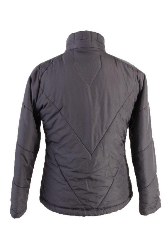 Vintage Adidas Winter Puffer Coat 14 Black -C1628-117586