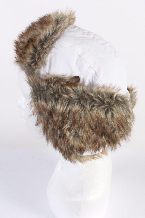 Vintage Fur Russian Style Genuine Hat Multi HAT496-118017
