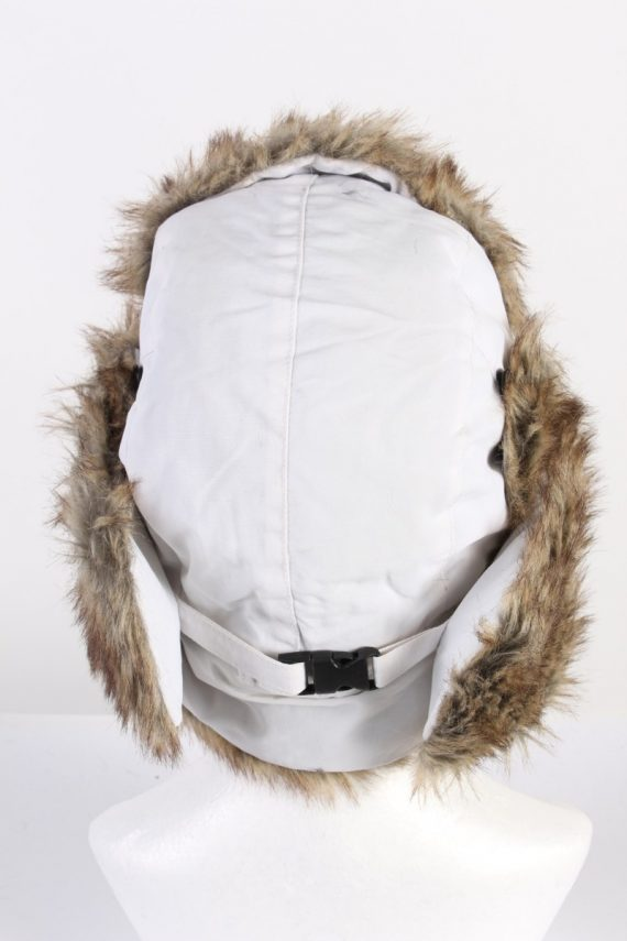 Vintage Fur Russian Style Genuine Hat Multi HAT496-118018