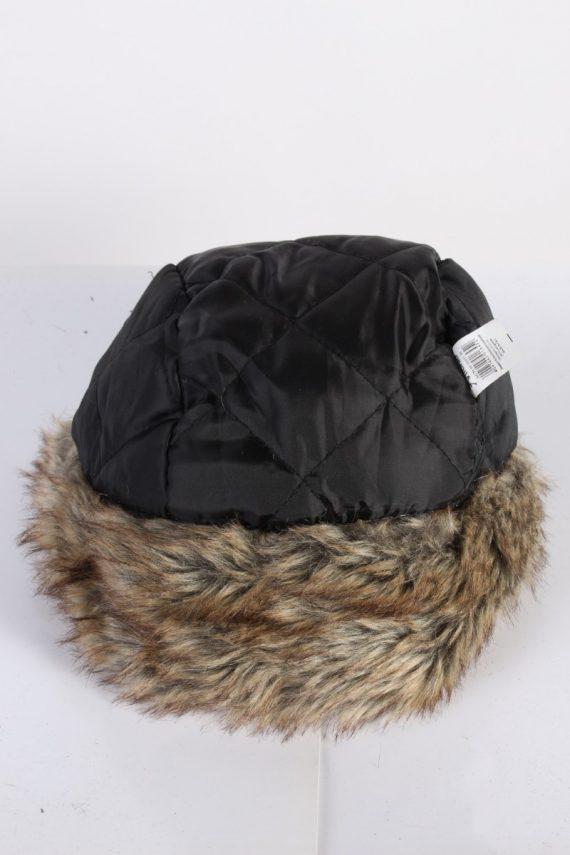Vintage Fur Russian Style Genuine Hat Multi HAT496-118019
