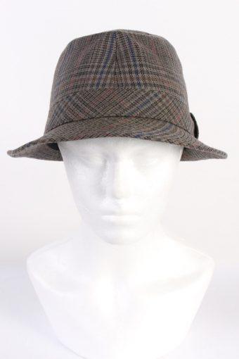 Vintage Mayser Milz Trilby Genuine Hat