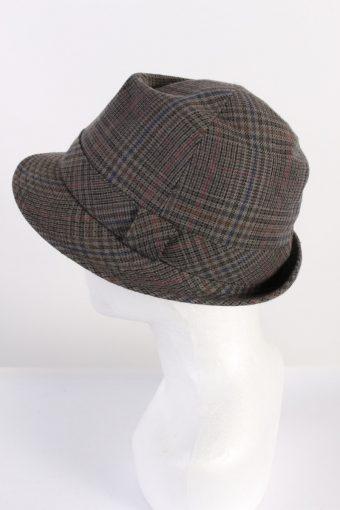 Vintage Mayser Milz Trilby Genuine Hat Multi HAT532-119008