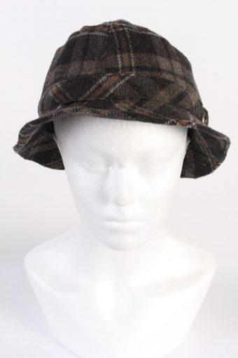Vintage Lloyd Fashion Trilby Genuine Hat