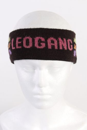 90s Knit Headband Multi