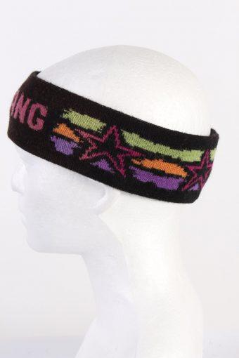 Vintage Knit Headband Multi HB008-118346