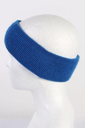 Vintage Knit Headband Blue HB021-118385