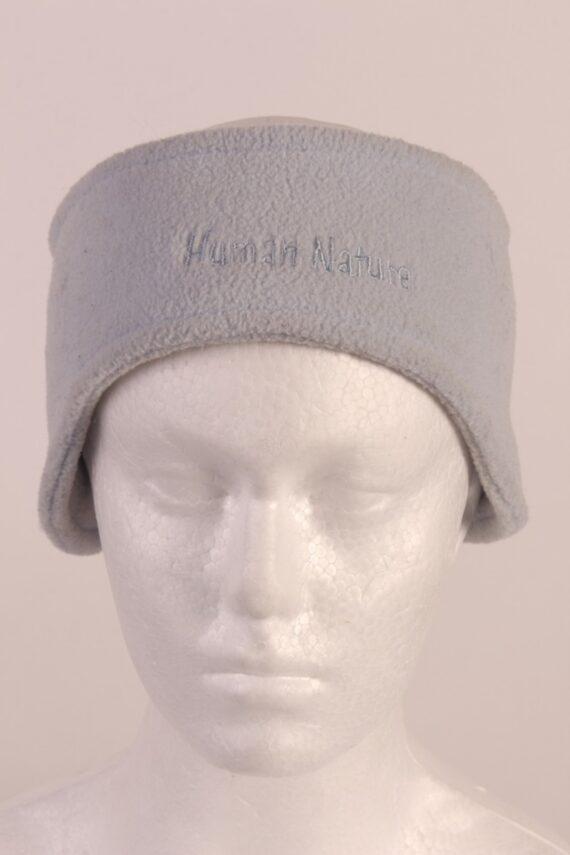 Vintage Fleece Headband Light Blue HB030-0