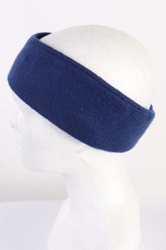 Vintage Fleece Headband Blue HB047-118211