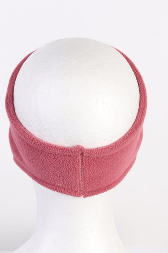 Vintage Fleece Headband Coral HB054-118191