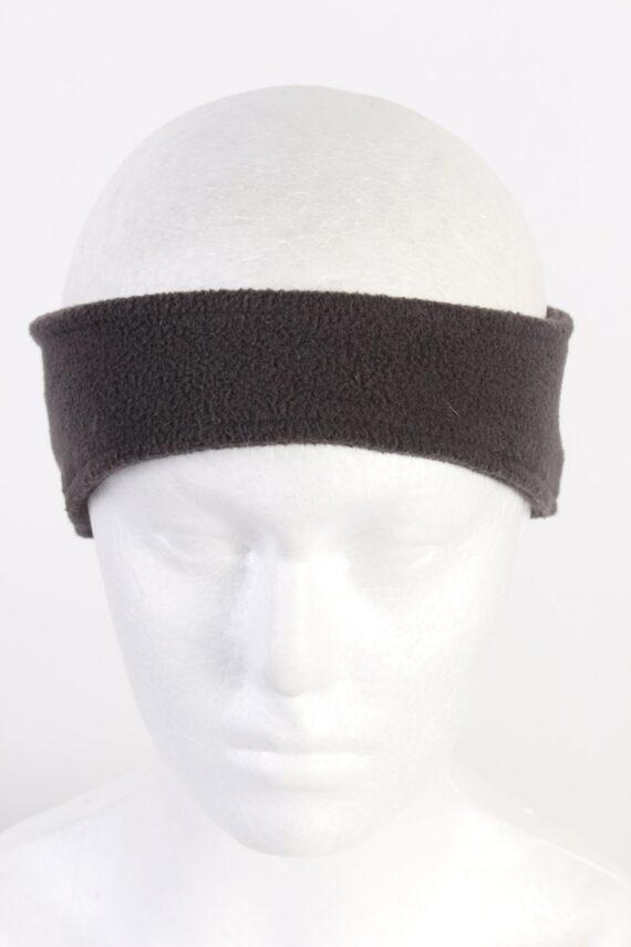 Vintage Fleece Headband Dark Green HB056-0