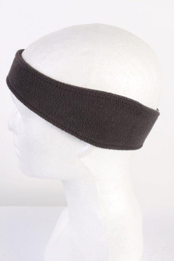 Vintage Fleece Headband Dark Green HB056-118184