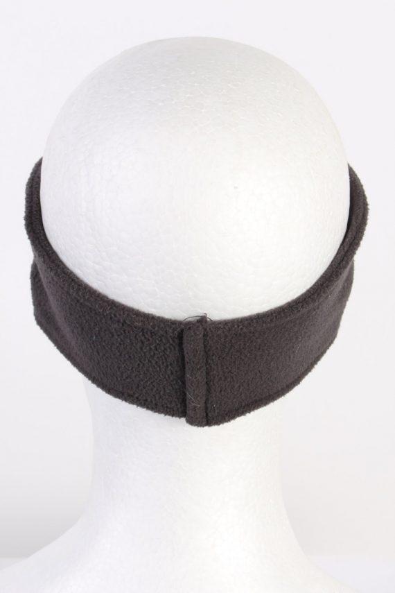 Vintage Fleece Headband Dark Green HB056-118185