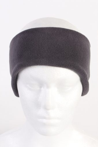 90s Fleece Headband Boys Grey