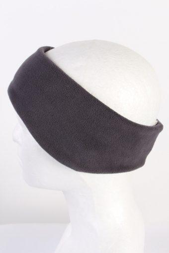 Vintage Fleece Headband Black HB060-118172
