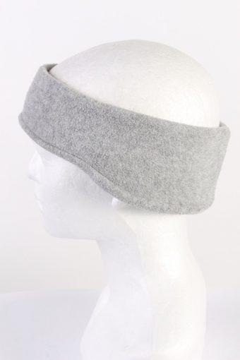 Vintage Fleece Headband Grey HB066-118307