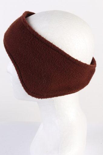 Vintage Fleece Headband Terra Cotta HB068-118301