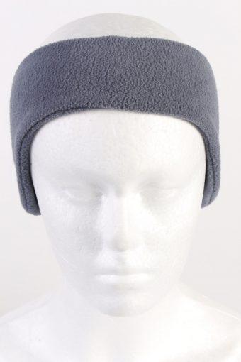 90s Alive Fleece Headband Grey