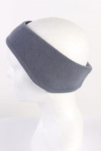 Vintage Alive Fleece Headband Grey HB077-118274