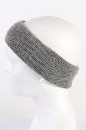 Vintage Knit Headband Grey HB081-118262