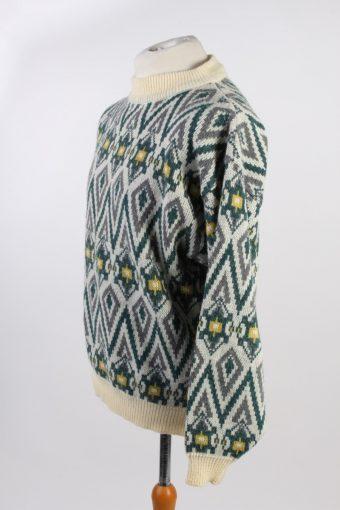 Vintage Martomad Pullover Jumper L Multi -IL1779-117124