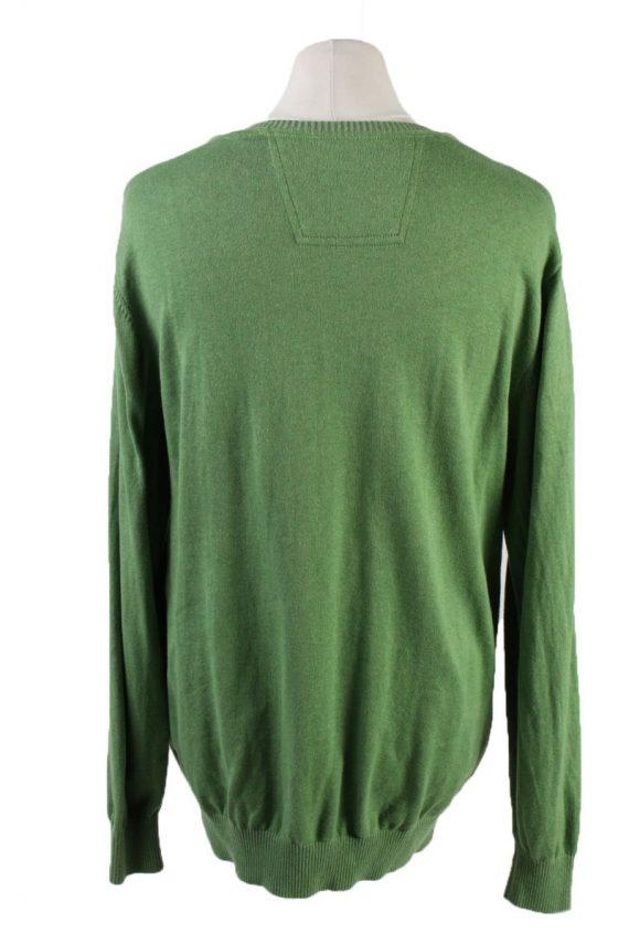 Vintage Pierre Cardin Pullover Jumper Size XXL Green -IL1810-117413