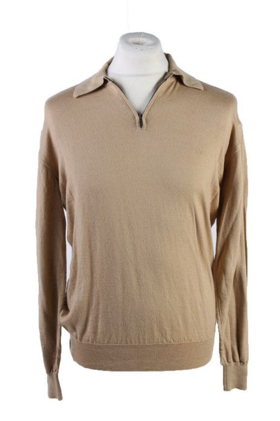 Vintage Joop Pullover Jumper Size 48 Cream -IL1811-0