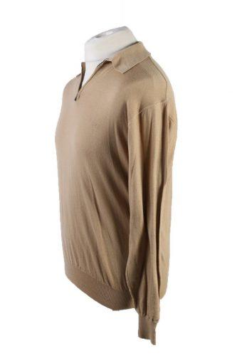 Vintage Joop Pullover Jumper Size 48 Cream -IL1811-117408