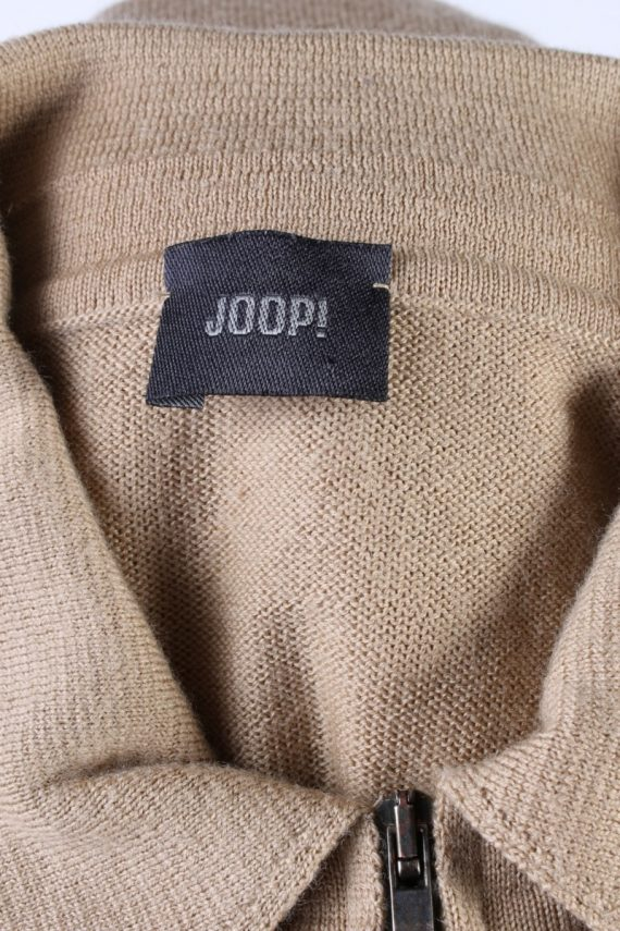 Vintage Joop Pullover Jumper Size 48 Cream -IL1811-117410