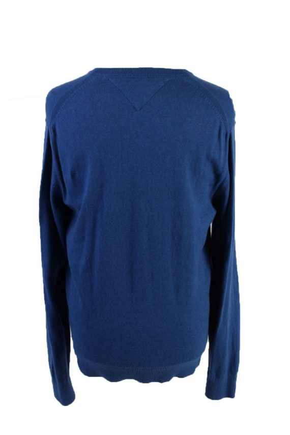 Vintage Tommy Hilfiger Pullover Jumper XL Blue -IL1814-117572