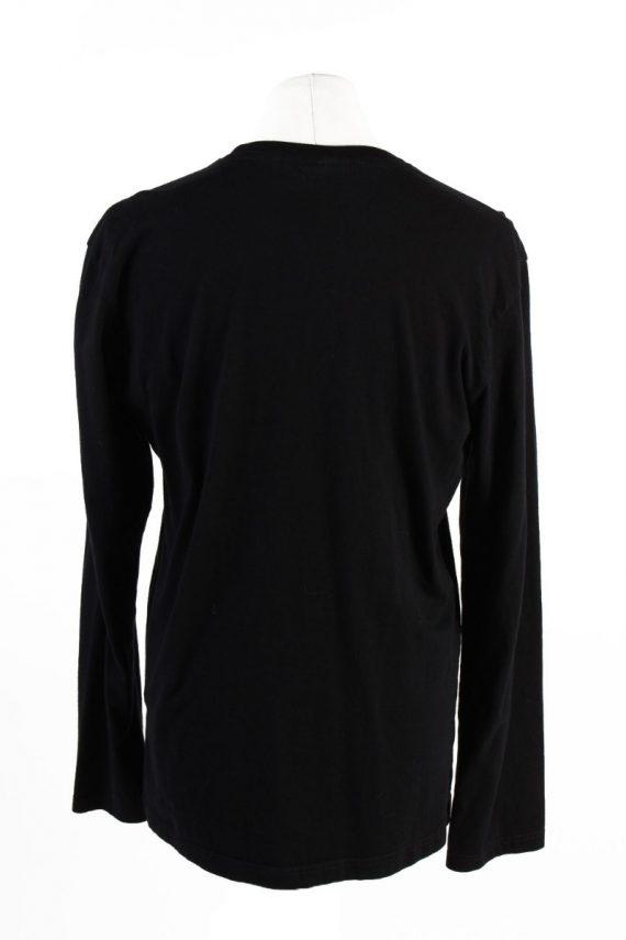Vintage Calvin Klein Sweatshirt L Black -IL1826-117978