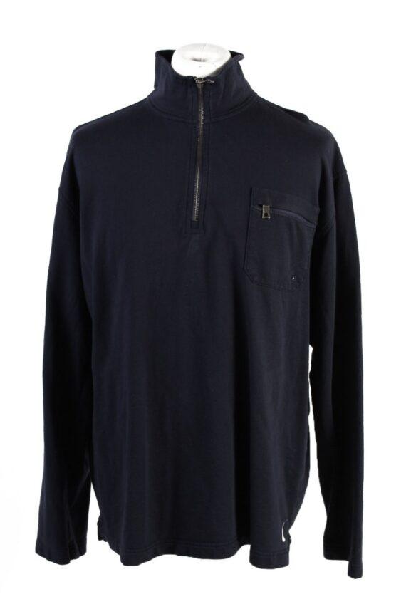 Vintage Nautica Sweatshirt XL Dark Blue -IL1829-0