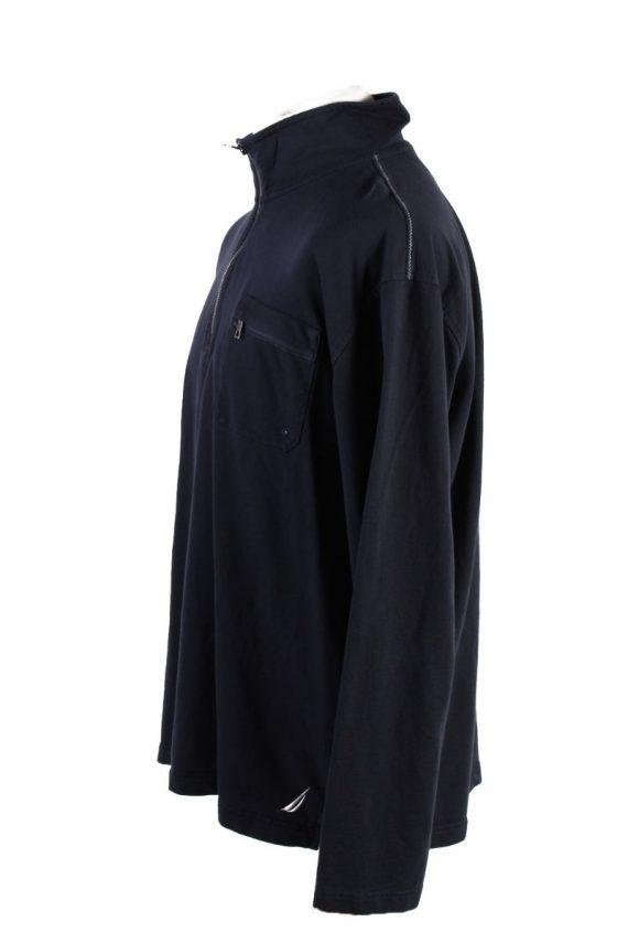 Vintage Nautica Sweatshirt XL Dark Blue -IL1829-117965