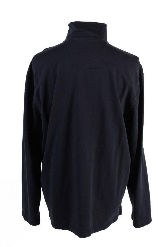 Vintage Nautica Sweatshirt XL Dark Blue -IL1829-117966