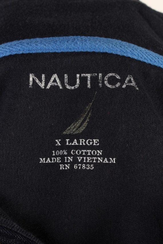 Vintage Nautica Sweatshirt XL Dark Blue -IL1829-117967