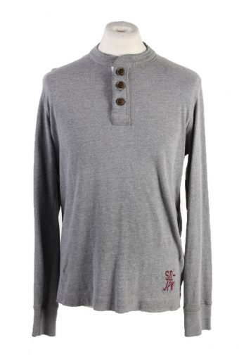 Superdry Sweatshirt Grey XL