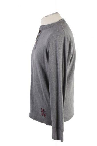 Vintage Superdry Sweatshirt XL Grey -IL1830-117961