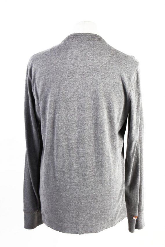 Vintage Superdry Sweatshirt XL Grey -IL1830-117962