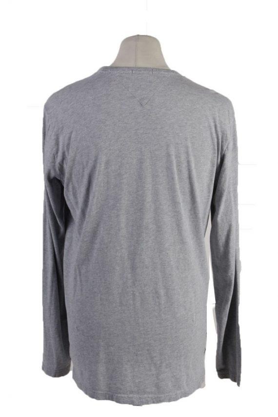 Vintage Tommy Hilfiger Sweatshirt Grey -IL1833-117950