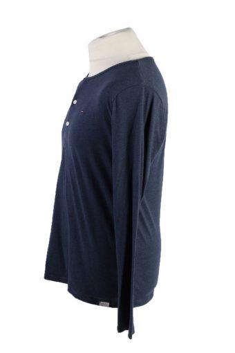 Vintage Tommy Hilfiger Sweatshirt M Navy -IL1834-117945