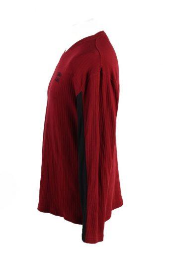 Vintage Tommy Hilfiger Sweatshirt L Red -IL1835-117941