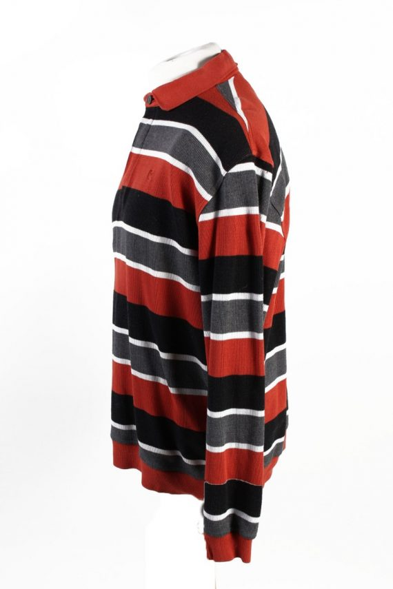 Vintage Pierre Cardin Pullover Jumper XL Multi -IL1839-118517